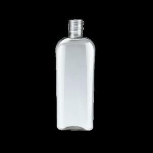 Botella Plástica Oval